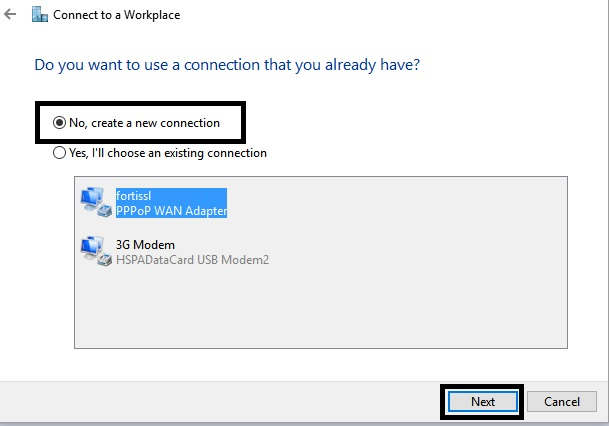 How to configure your Windows 10 workstation to connect to
